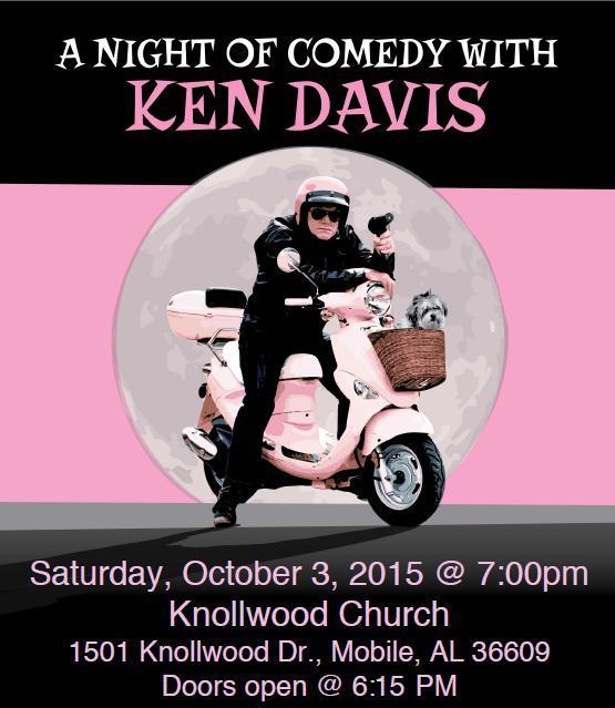 Ken Davis - Live in Concert
