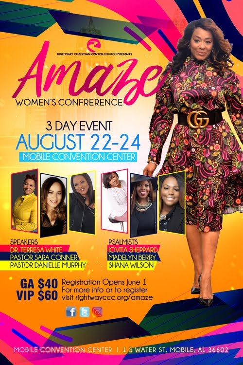 Amaze Women's Conference