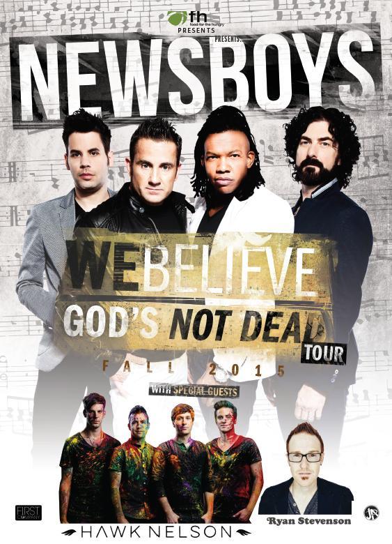 Newsboys in Concert