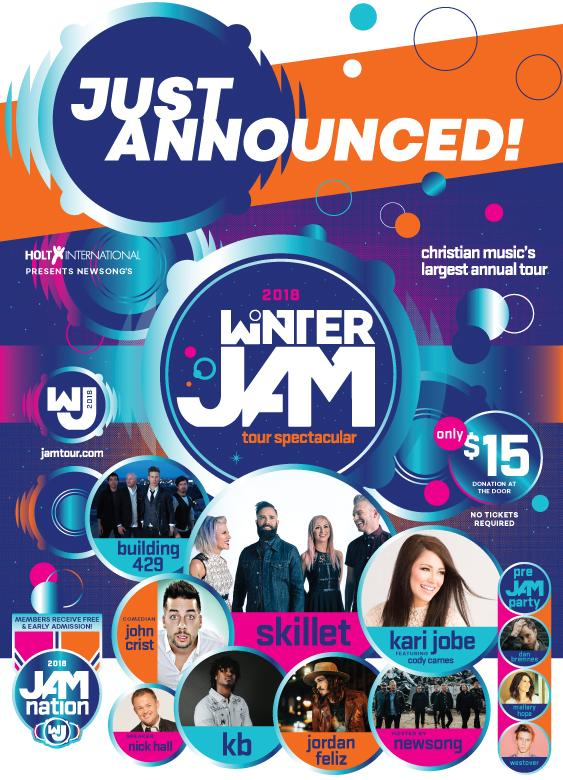 Winter Jam Spectacular 2018